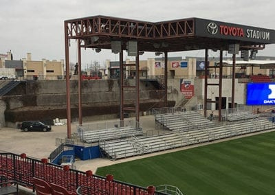FC Dallas Toyota Stadium 2017