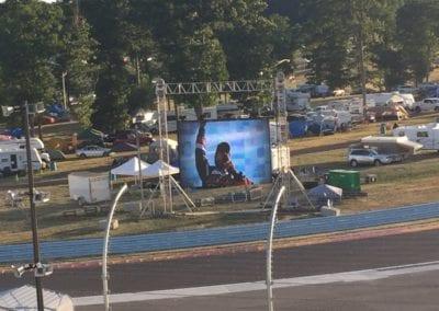 NASCAR_Watkins Glen-jumbotron-sportrons
