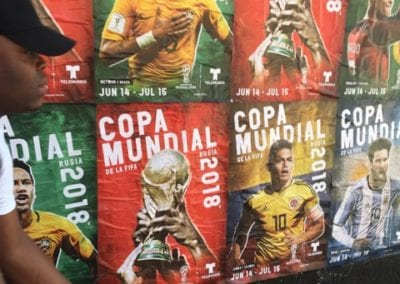 Republica World Cup Wild Posting 2